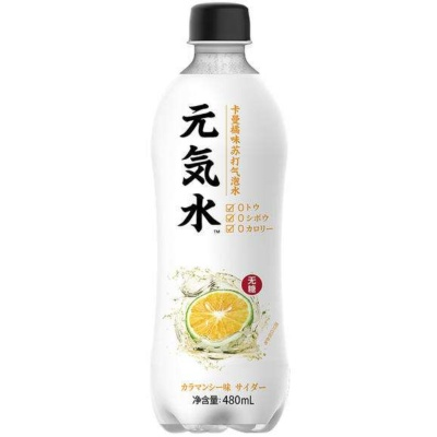 (Soda Water) 480ml