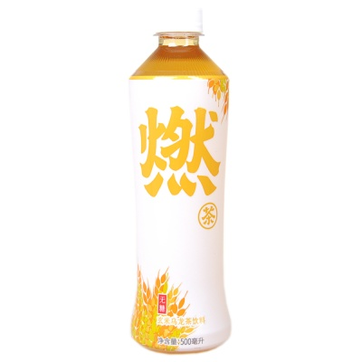 Vibrant Forest Genmaicha Oolong Tea 500ml