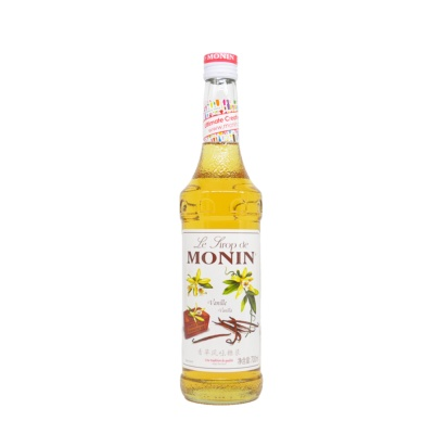Monin Vanilla Syrup 700ml
