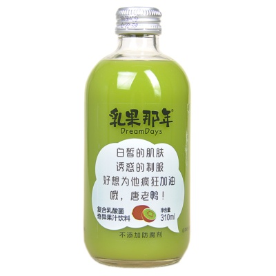 Dream Days Kiwi Fruit Juice Drink 310ml