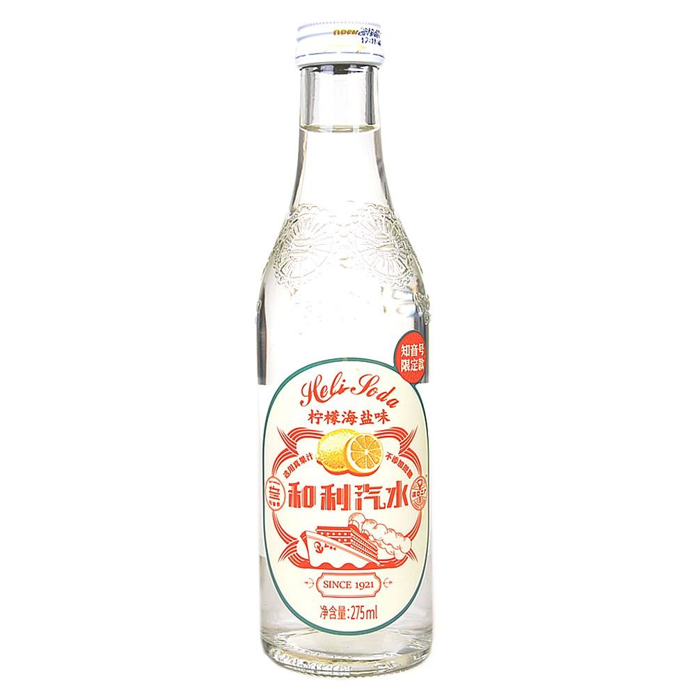 Hankow Er Chang Lemon Sea Salt Soda 275ml