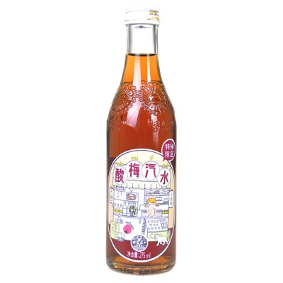 Hankow Er Chang Sour Plum Soda 275ml