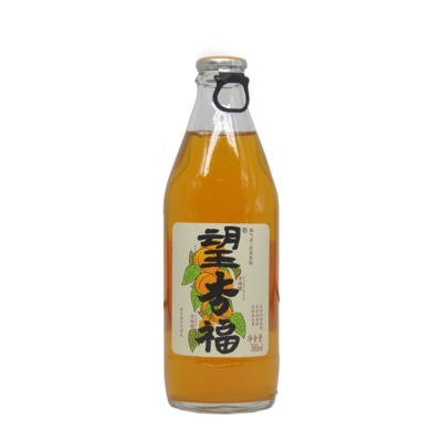 Hope Water Happiness Apricot Sparkling Water 300ml