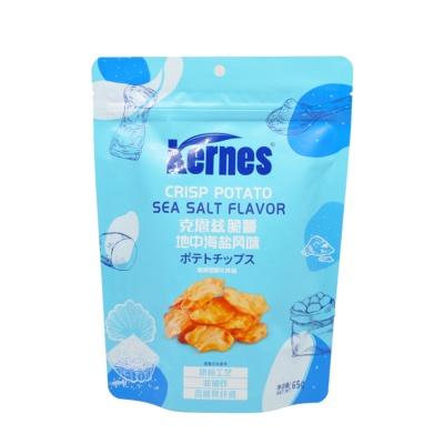 Kernes Sea Salt Flavored Crisp Potato 65g