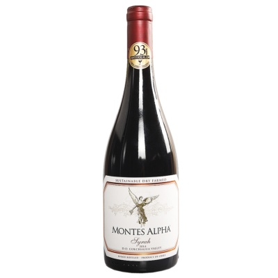 Montes Alpha Syrah 750ml