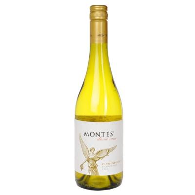 蒙特斯经典莎当妮干白葡萄酒 750ml