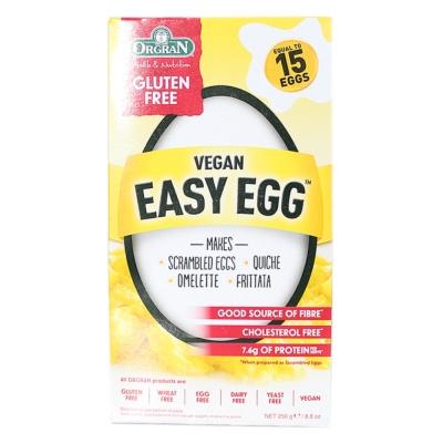Orgran Egg Flavored Vegetarian Premix 250g