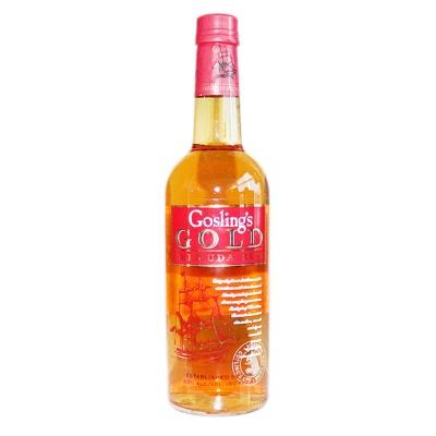 Gosling's Gold Bermuda Rum 750ml