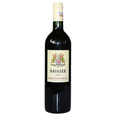 Baugier Lussac Saint Emilion Red Wine 750ml