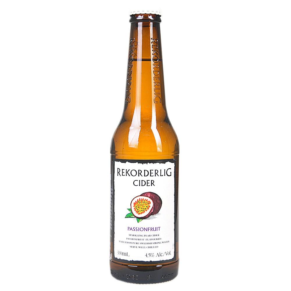 Pekorderlig Passionfruit Cider Beer 330ml