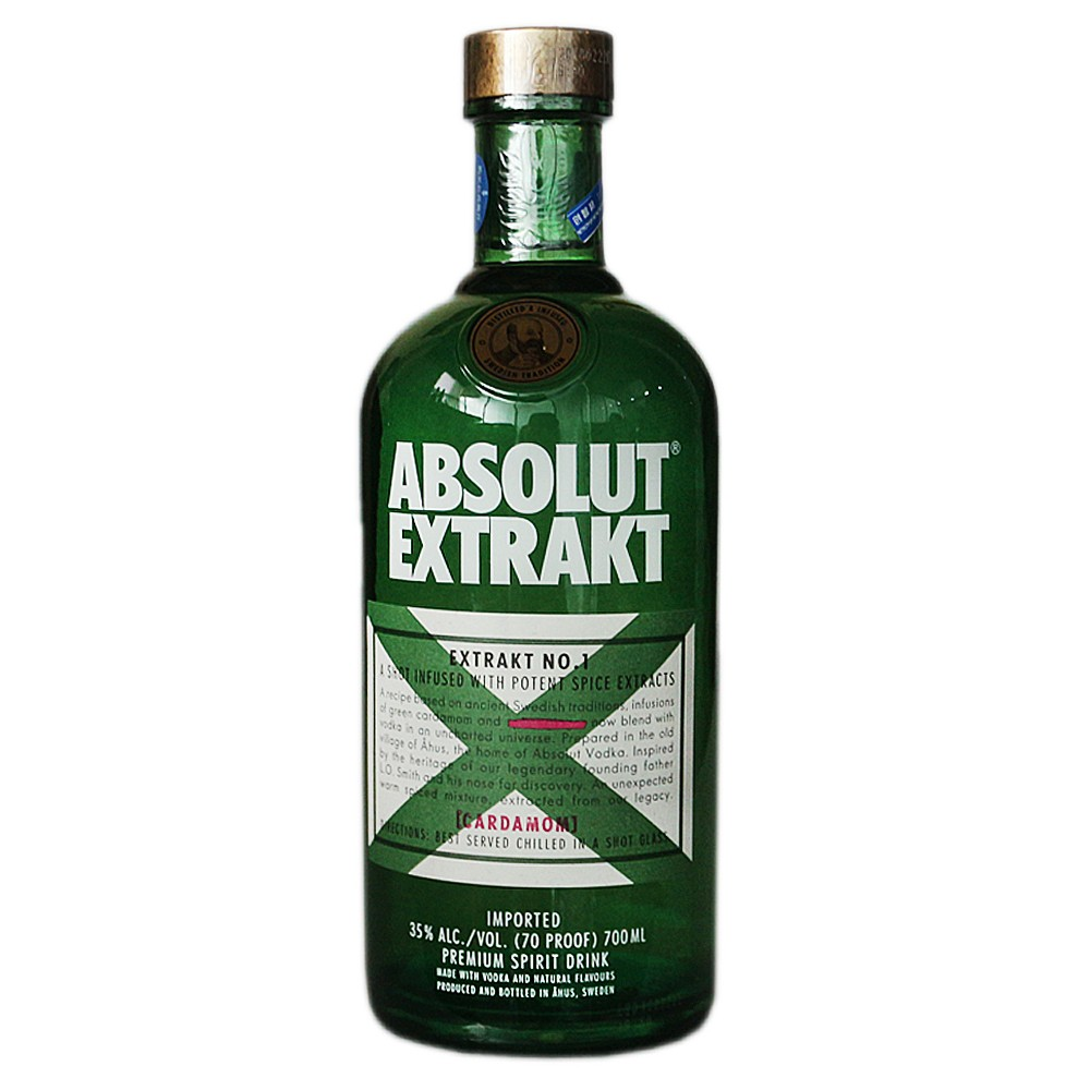 Absolut Extrakt Vodka 700ml