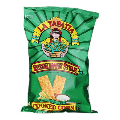 La Tapatia Restaurant Tortilla Chips 283.5g