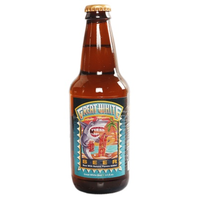 Lost Coast Great White Beer 355ml