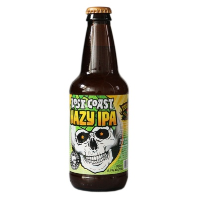 Lost Coast Ghost Cloudy IPA Beer 355ml