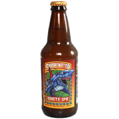 Lost Coast Sharkinator White IPA Beer 355ml