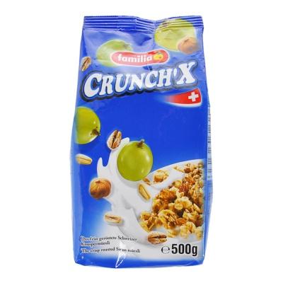Familia Crunch'X Muesli Oats 500g