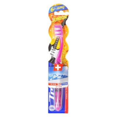 Trisa Junior Soft-bristle Toothbrush (6+ years)