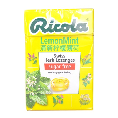 Ricota Lemon Mints 40g