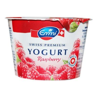 Emmi Swiss Premium Yoghurt Raspberry 100g