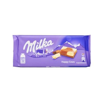 Milka Happy Cows Chocolate 100g