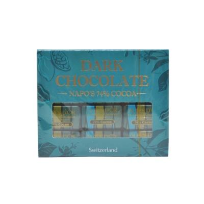 Napo's 74% Cocoa Dark Chocolate 50g