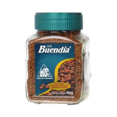 博恩哥伦比亚优质冻干速溶咖啡 100g