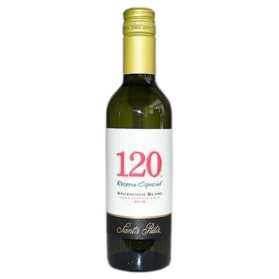 圣丽塔120系列长相思干白葡萄酒 375ml