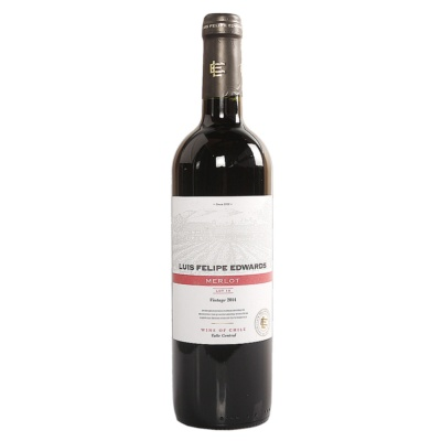Luis Felipe Edwards Pupilla Merlot 750ml