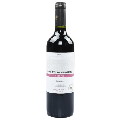 Luis Felipe Edwards Shiraz 750ml