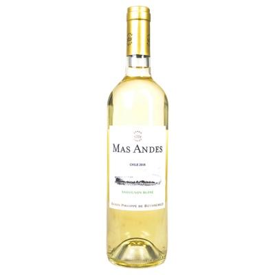 Mas Andes Sauvignon Blanc White Wine 750ml