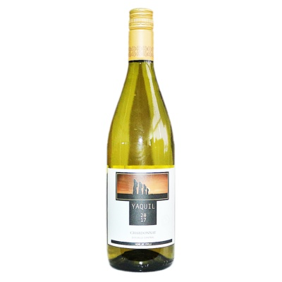 Yaquil 2017 Chardonnay Wine 750ml