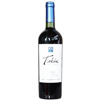 塔昆珍藏美乐红葡萄酒 750ml