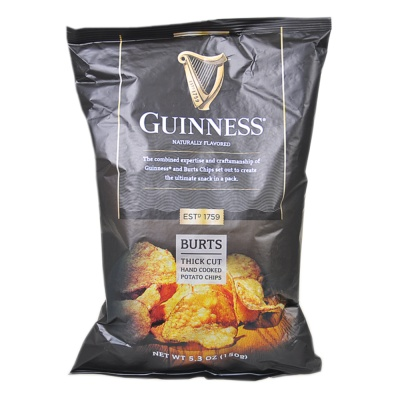 Burts Naturally Hand Cooked Potato Chips 150g