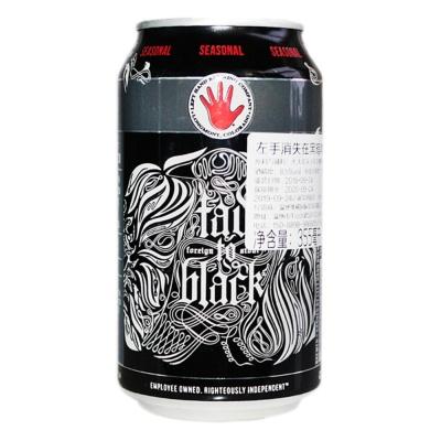 Left Hand Fade To Black Beer 355ml