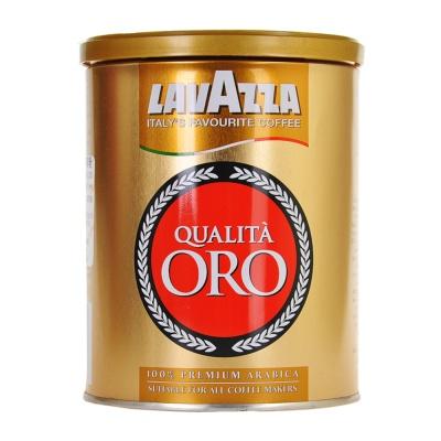 Lavazza Qualita Oro Medium Roast Ground Coffee 250g