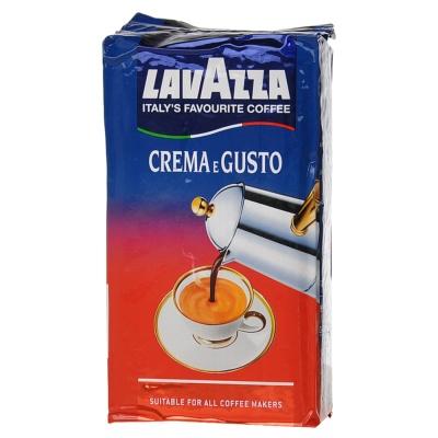 Lavazza Crema e Gusto Italy's Favourite Coffee 250g