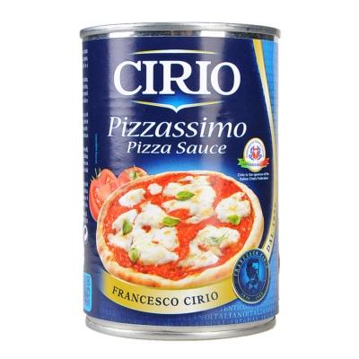 Cirio Pizzassimo Pizza Sauce 400g