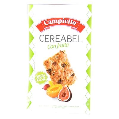 Campiello Cereabel Con Frutta Biscuits 220g