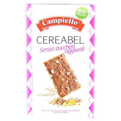 Campiello Cereabel Grain Biscuits 220g