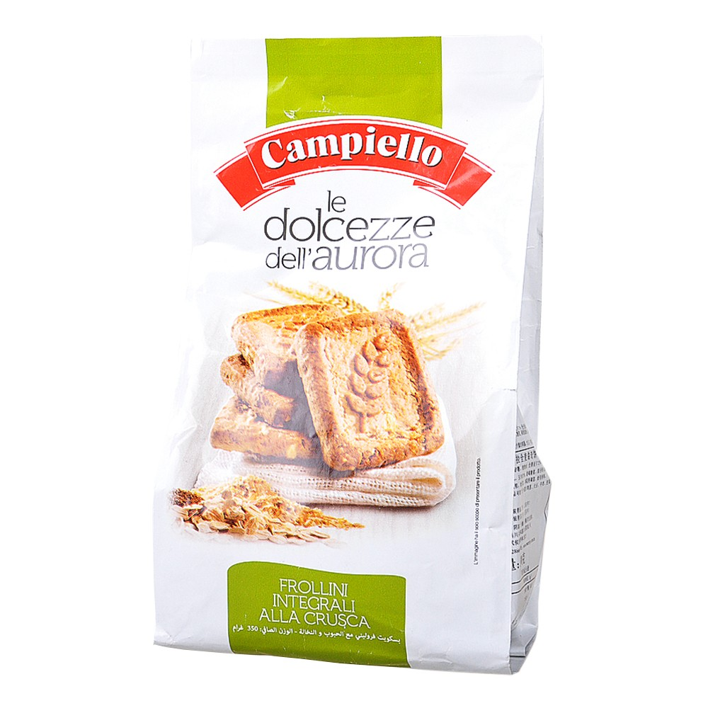 Campiello Whole Wheat Biscuits 350g