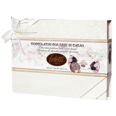 Chocolate Pralines With Cocoa Beans 300g