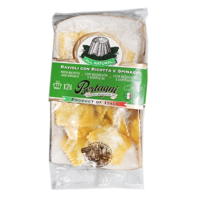 Beitagni Ricotta And Spinach Grandi Tondi Pastas 250g