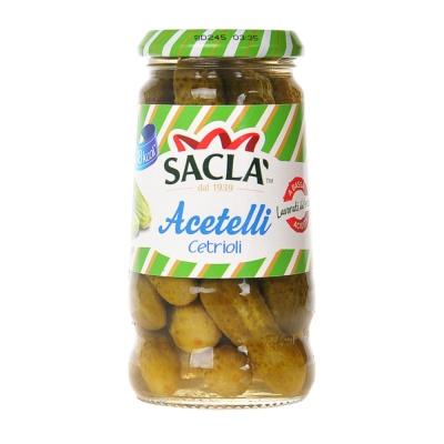 Sacla Acetelli Cetrioli 290g