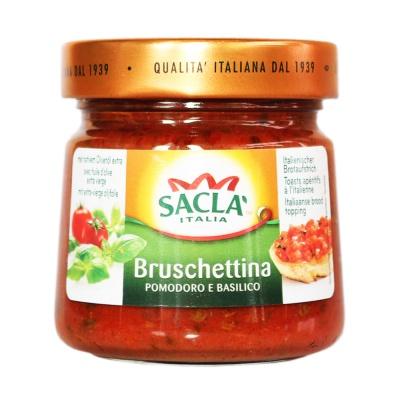 萨克拉番茄罗勒面包酱 190g