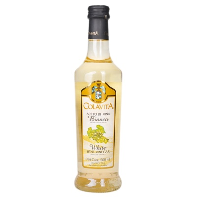 Colavita White Wine Vinegar 500ml