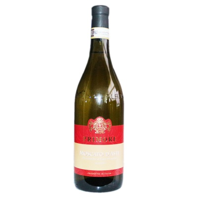 Primore Moscato D'asti Sweet White Wine 750ml