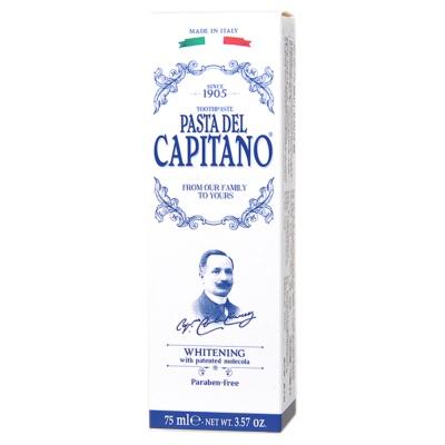Pasta Del Capitano Whitening Toothpaste 75ml