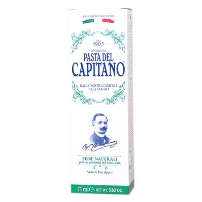 Pasta Del Capitano Erbe Naturali Toothpaste 75ml