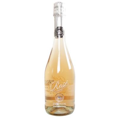 Zonin Rose Sparkling Wine 750ml