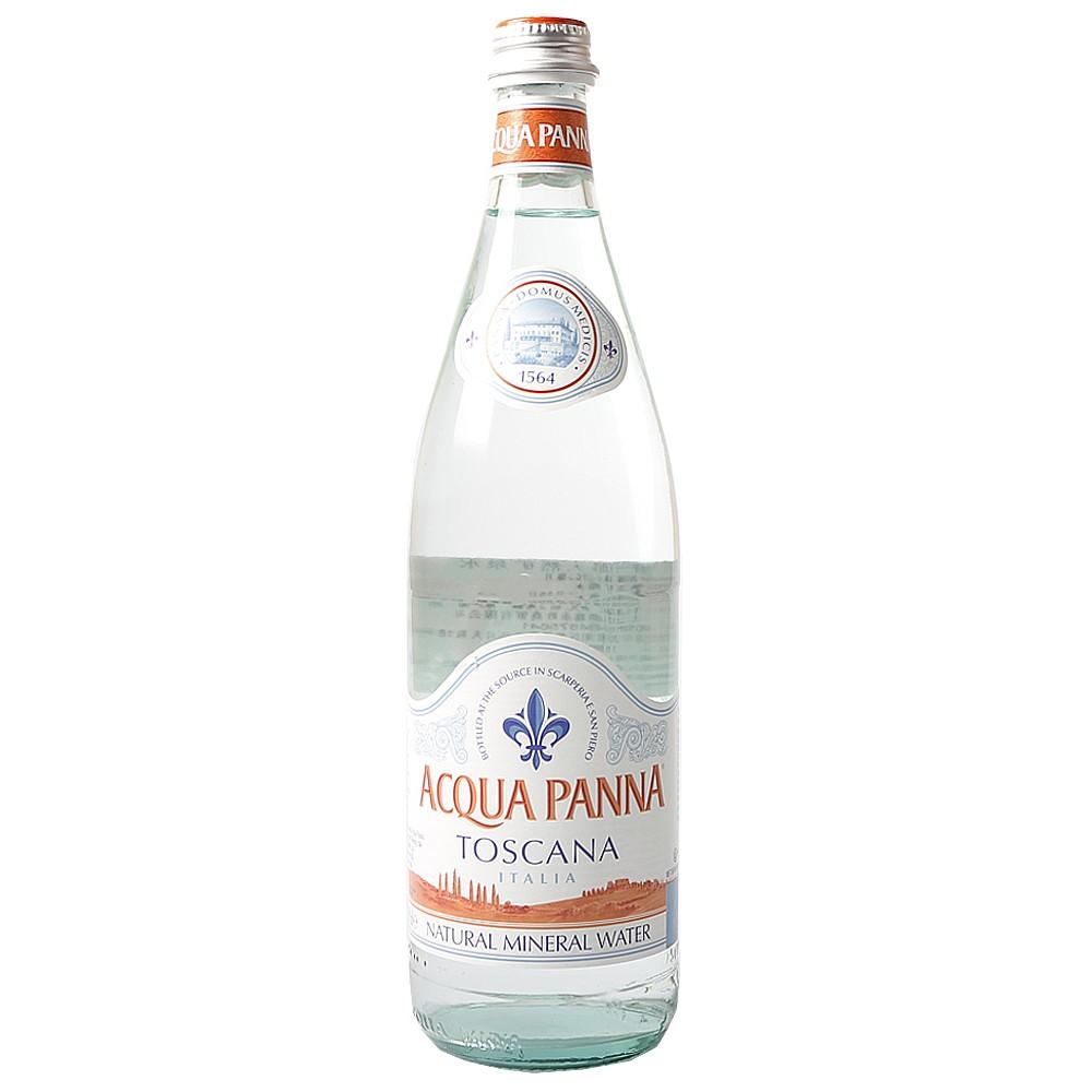 Acqua Panna Natural Spring Water 750ml